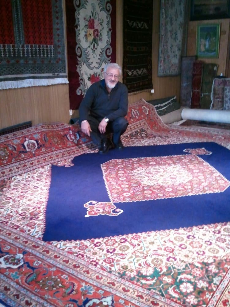 Palayan's Oriental Rug Cleaning &